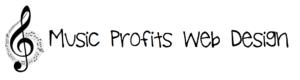 Music Profits Web Design